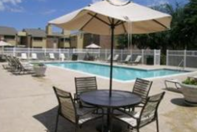 Copper Crossing Apartments Pool Cabana