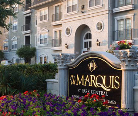Photos of The Marquis at Park Central Apartments