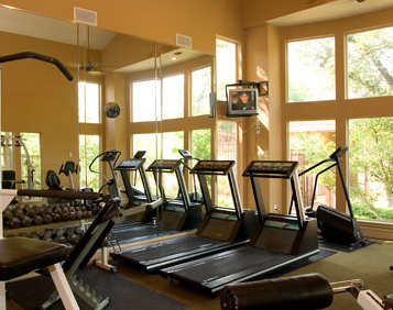 Broadstone Great Hills Apartments Fitness Center