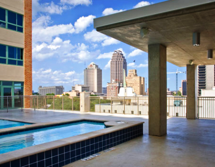 Pool at The Vistana Lofts