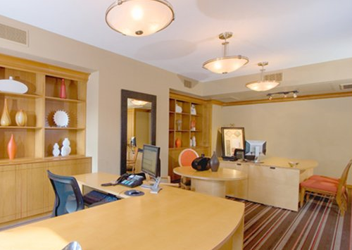 On-site Leasing Office at Windsor at Turtle Creek