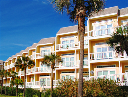 Apartments in Galveston TX - The Oceanfront