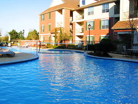 Katy TX Apartments with Resort-Style Pool