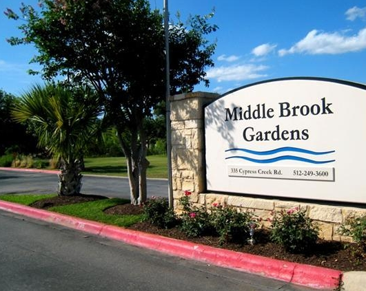Middle Brook Gardens Apartments Cedar Park, TX