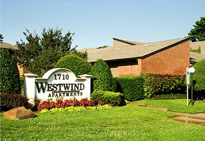 Westwind Apartments in Denton, TX