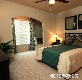 Alexan Sommerall with King Size Master Bedroom