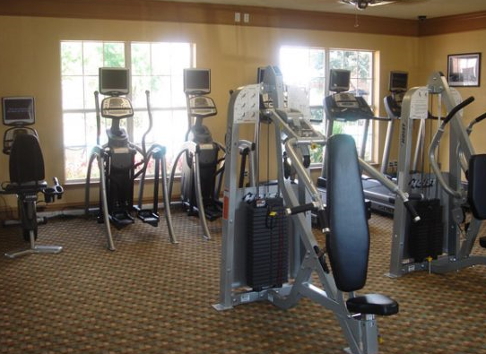 Fitness Center at Autumn Chase Apartments