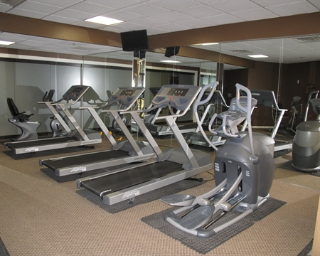 Cardio Center at Houston High Rise Apartments