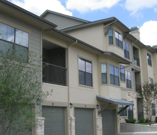 Garages at North San Antonio Apartments