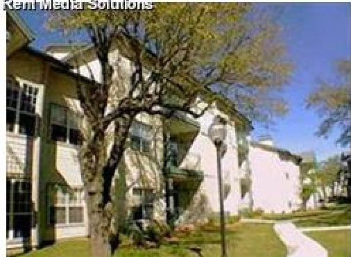 Exterior View of Round Rock Apartments