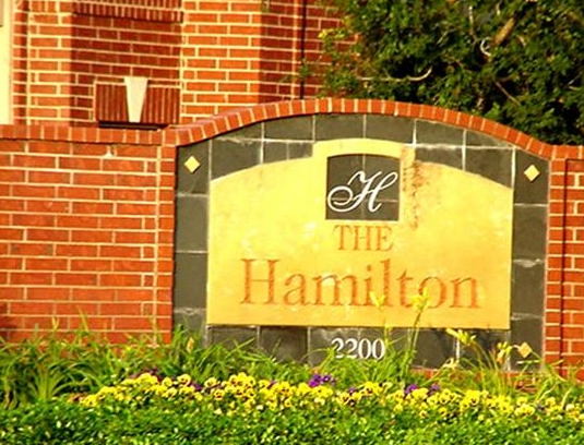 The Hamilton Apartments in Austin, Texas