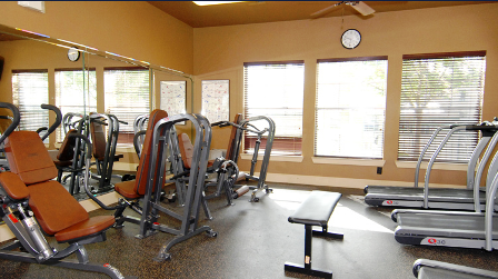Hidden Creek Apartments Allen TX Fitness Center