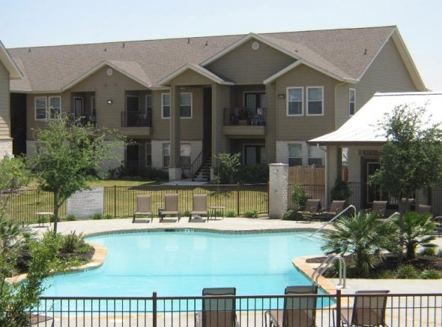 Sweet Pool at these Far West San Antonio Apartments
