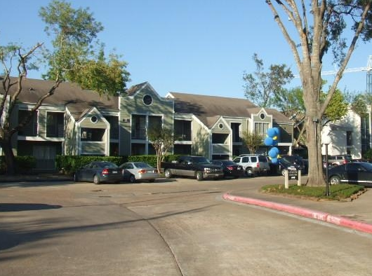 Bayou Park Apartments in Houston Memorial Heights