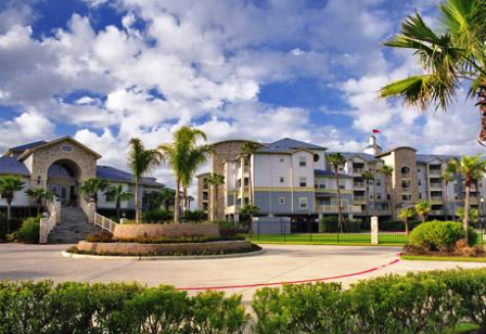 Galveston TX Apartments - Club Of The Isle