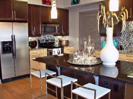 Apartments in Downtown Austin with Modern Kitchen Appliances