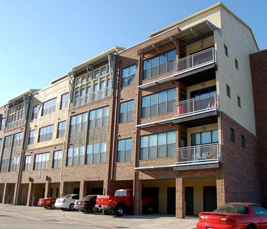 Photos of Downtown Fort Worth Apartments