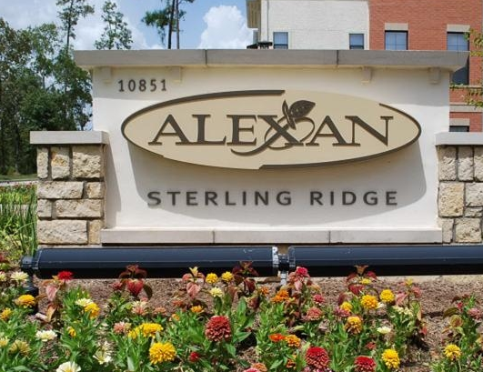 The Woodlands Texas Apartments - Alexan Sterling Ridge