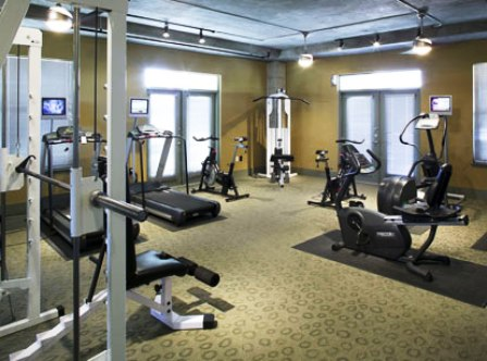 AMLI Downtown Fitness Center