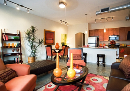 Camden City Centre Apartments in Houston TX