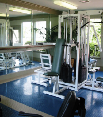 Apartments in Katy with Fitness Center