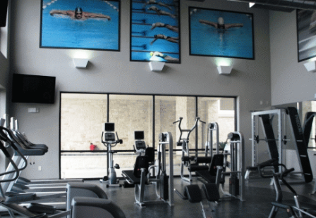 Lofts at Briar Forest Fitness Center