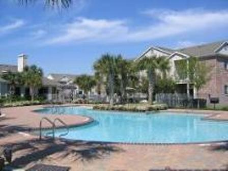 Alexan Deer Park Apartments Pool View