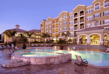 Apartments in The Woodlands TX - Abbey on Lake Wyndemere