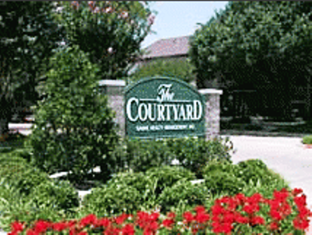 The Courtyard Apartments Garland, TX