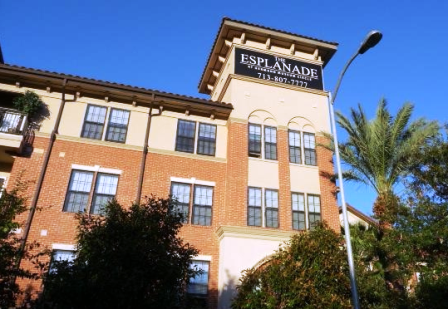 The Esplanade At Hermann Museum Circle Apartments Houston