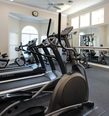 Marquis at Rogers Ranch Apartments offer Fitness Center