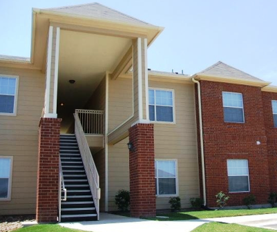 Braunfels Place Apartments Exterior