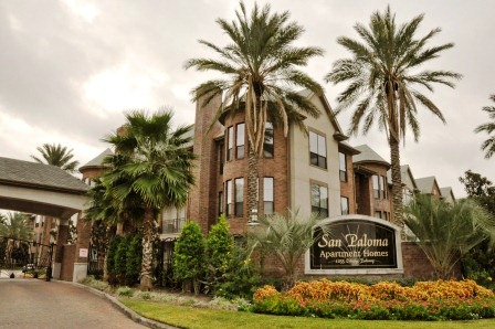 ... San Paloma Apartments For Rent In West Houston ...