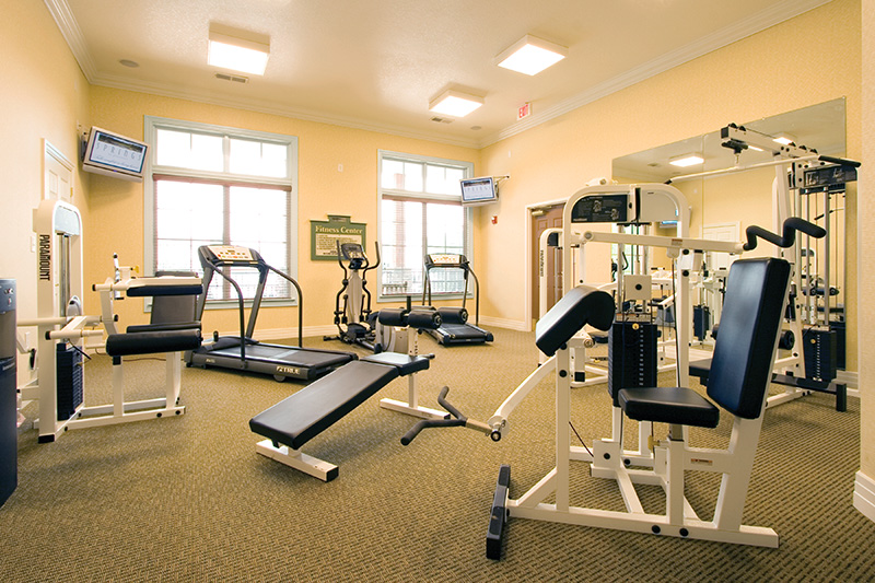 Apartments near Helotes TX with Fitness Center