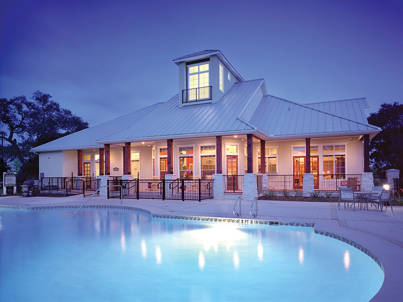 Springs at Bandera Apartments with Sparkling Pool