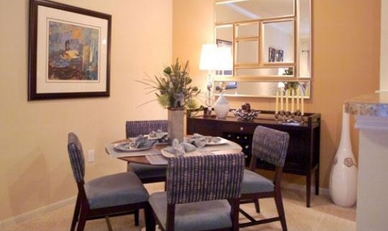 Altea at Silverado Apartments Dining Room