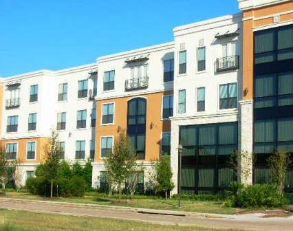 Briar Forest Lofts Exterior