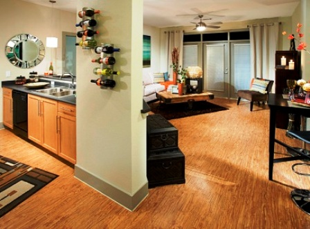 Gourmet Chef's Kitchens at AMLI South Shore
