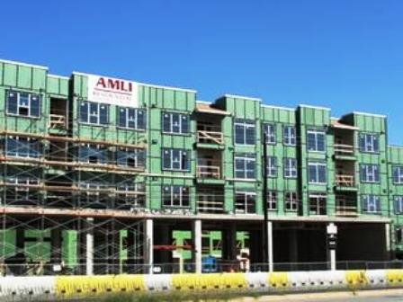 AMLI South Shore Under Construction