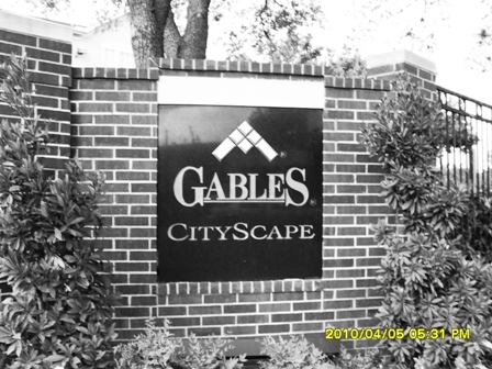 Gables Cityscape Houston TX 77027