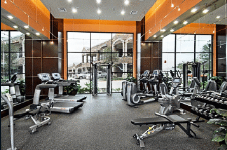 Elan at Bluffview with State-of-the-Art Fitness Center