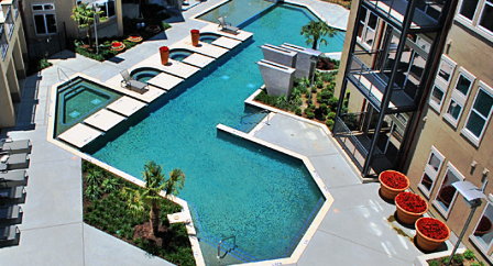 Alta Design District Pool