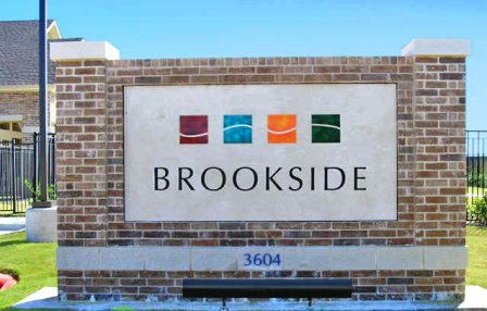 Brookside Apartments Killeen Entrance
