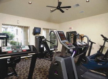 Fitness Center at Gables Metropolitan Uptown