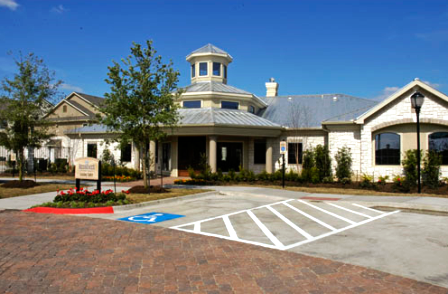 Residences at Cinco Ranch Pool