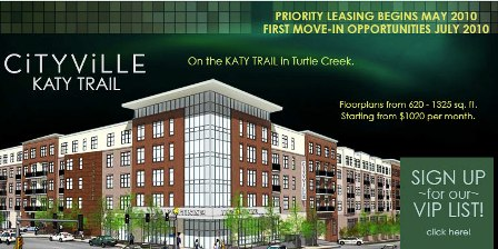 CITYVILLE Katy Trail Apartments Photos