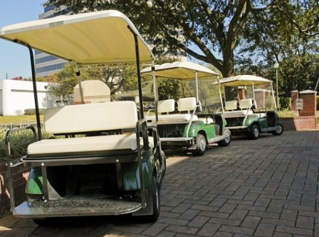 Woodway Square Apartments Golf Carts