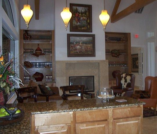 Common Area at Spicewood Crossing Apartments