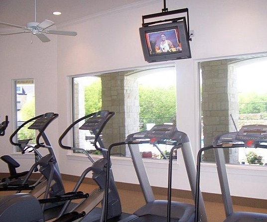 Spicewood Crossing Apartments Fitness Center
