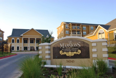 Mansions at Canyon Springs Apartments